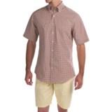 Scott Barber James Compact Poplin Shirt - Short Sleeve (For Men)