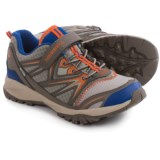 Merrell Capra Bolt Low A/C Sneaker - Waterproof, Leather (For Little and Big Boys)