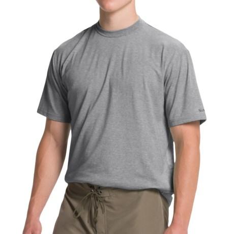 Simms Tech T-Shirt - UPF 20+, Short Sleeve (For Men)