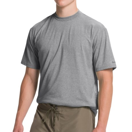 Simms Tech T-Shirt - UPF 20+, Short Sleeve (For Men)