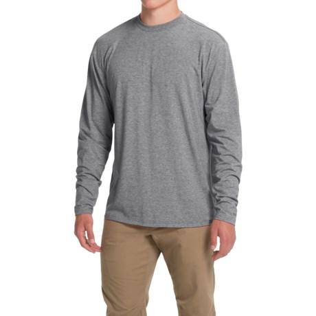 Simms Tech T-Shirt - UPF 20+, Long Sleeve (For Men)