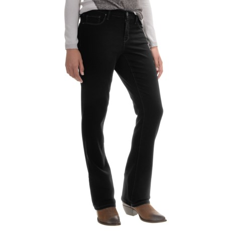 Super Stretch Bootcut Jeans (For Women)