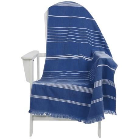 Bambeco Coastal Summer Beach Towel - Organic Cotton