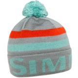 Simms Windstopper® Flap Cap with Pom (For Women)