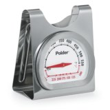 Polder Deluxe Oven Thermometer - Waterproof