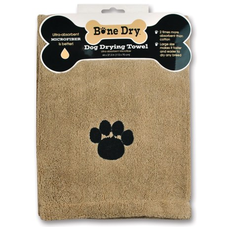 Bone Dry Microfiber Drying Towel - 44x28""