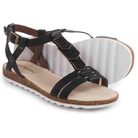 Hush Puppies Bretta Jade Sandals - Leather (For Women)