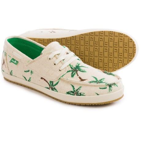Sanuk Mortimer Lace Shoes (For Men)