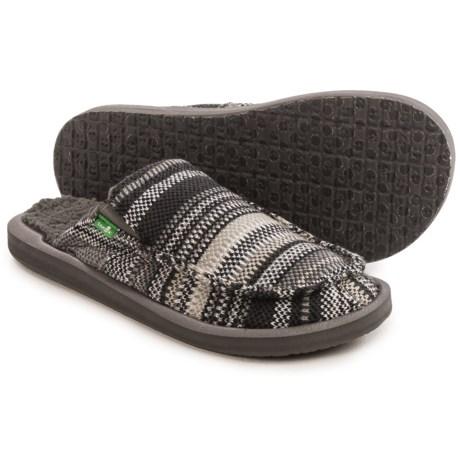Sanuk You Got My Back 2 Basics Chill Shoes - Slip-Ons (For Men)