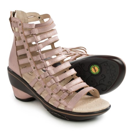 Jambu Brookline Gladiator Sandals - Leather (For Women)