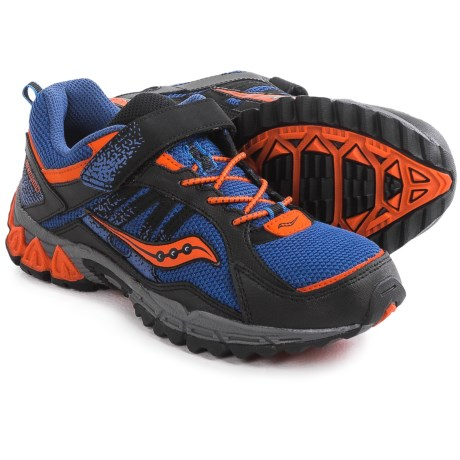 Saucony Excursion A/C Running Shoes (For Little and Big Kids)