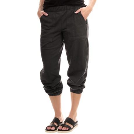 Neon Buddha Rhonda Joggers - Stretch Cotton (For Women)