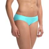 Commando Sleek Seamless Panties - Bikini Briefs, Stretch Microfiber (For Women)