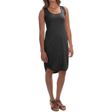 Modal Blend Tank Dress - Sleeveless (For Women)
