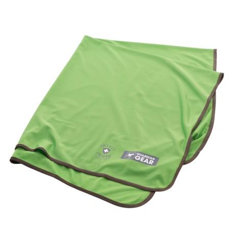 "Guardian Gear Insect Shield® Pet Blanket - 56x48"""