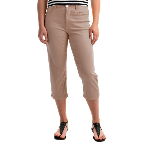 FDJ French Dressing Suzanne Crop Pants - High Rise (For Women)