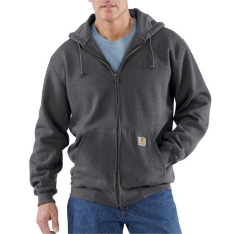 Carhartt Heavyweight Hooded Zip Sweatshirt (For Tall Men)