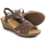 Rieker Fanni 69 Wedge Sandals (For Women)