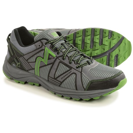 361 Degrees Overstep Trail Running Shoes (For Men)