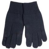 Portolano Merino Wool Tech Gloves - Touchscreen Compatible (For Men)