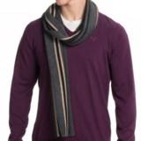 Portolano Stripe Cashmere-Blend Scarf (For Men)