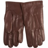 Portolano Cadet Nappa Leather Gloves - Cashmere Lined, Handsewn (For Men)