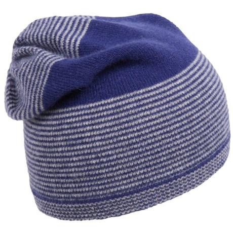 Portolano Wool Striped Dorset Hat (For Men)
