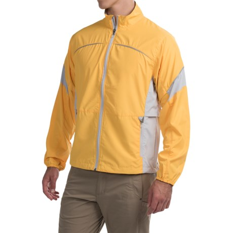 Storm Creek Colin Lightweight Windshell Jacket - Windproof (For Men)