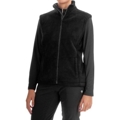 Storm Creek Ella Chenille Fleece Vest (For Women)