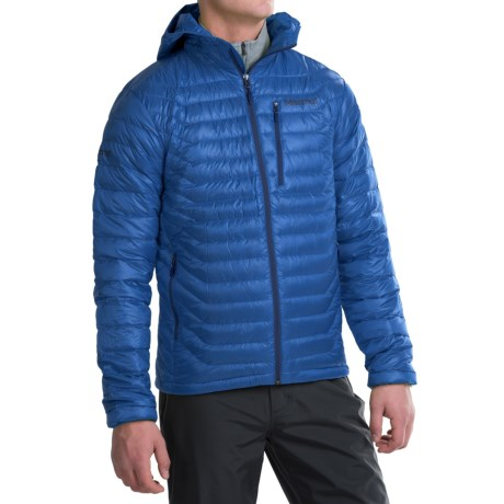 Marmot Quasar Hooded Down Jacket - 850 Fill Power (For Men)