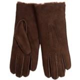 Portolano Combed Shearling Gloves (For Women)