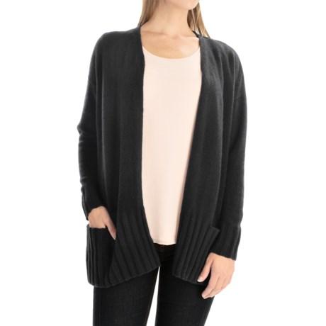 Portolano Cashmere Cardigan Sweater (For Women)