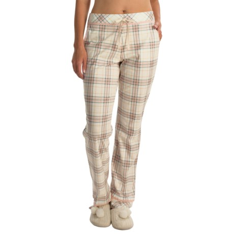 Calida Favourites Pocketed Pajama Pants (For Women)