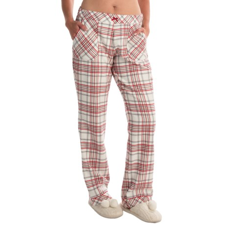 Calida Favourites Trend Midweight Pocketed Pajama Pants (For Women)