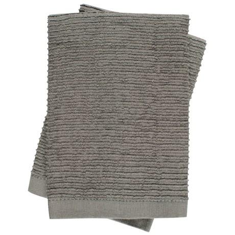 KAF Home Wave Dishcloths - Set of 2