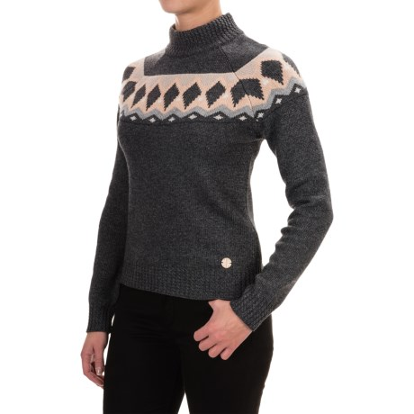 Barbour Carston Sweater - Merino Wool-Cashmere (For Women)