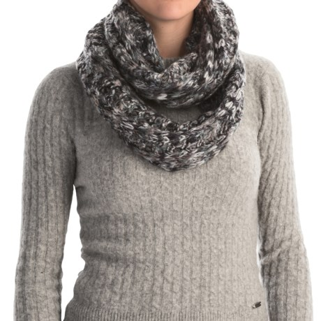 Threads 4 Thought Mixed & Ribbed Infinity Scarf (For Women)