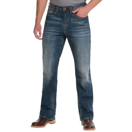 Good looking jeans - Review of Silver Jeans Craig Jeans - Easy Fit ...