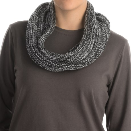 Threads 4 Thought Twisted-Up Collar Infinity Scarf (For Women)