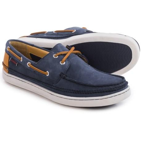 Sebago Ryde Two-Eye Boat Shoes - Nubuck (For Men)