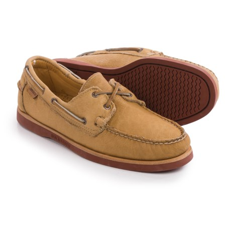 Sebago Crest Docksides® Boat Shoes - Bison Leather (For Men)