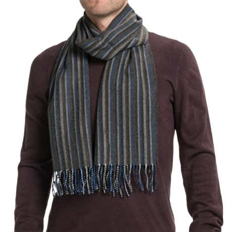 Fownes Brothers Woven Scarf (For Men and Women)