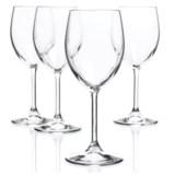 Bormioli Rocco Momenti White Wine Glasses - Crystal, Set of 4