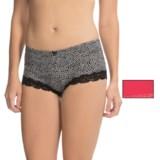 St. Eve Magic Panties - Boy Shorts, 2-Pack (For Women)