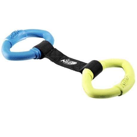 Nerf Dog 2-Ring Tuff Tug Dog Toy