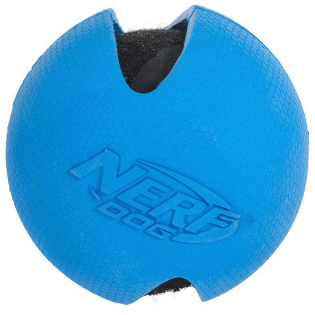 Nerf Dog Wrapped Tennis Ball Dog Toy