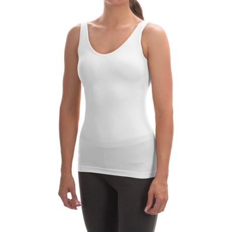 Ellen Tracy Seamless Tank Top - Reversible (For Women)