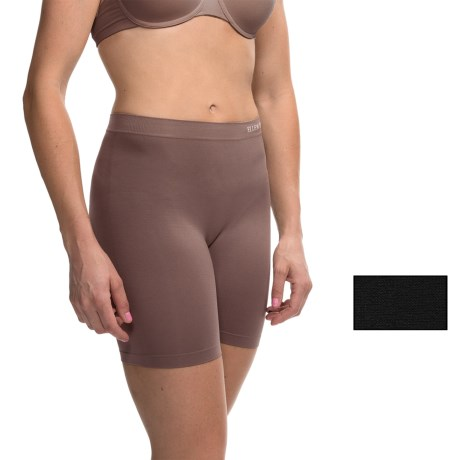 Ellen Tracy Seamless Control Slip Shorts - 2-Pack (For Women)