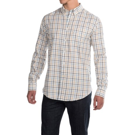 Barbour Stanley Cotton Shirt - Sporting Fit, Long Sleeve (For Men)