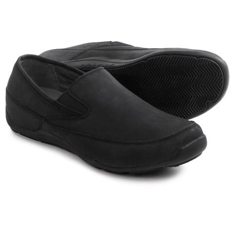 Ahnu Jack Pro Leather Shoes - Slip-Ons (For Men)